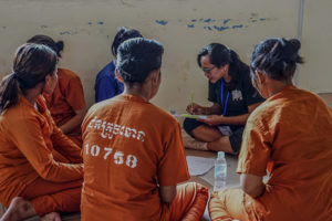 Small children in prison - Cambodia's secret problem