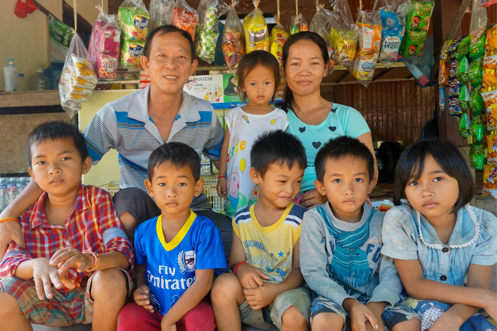 UNDERSTANDING MICROFINANCE DEBT: Impact on families supported by This Life Cambodia